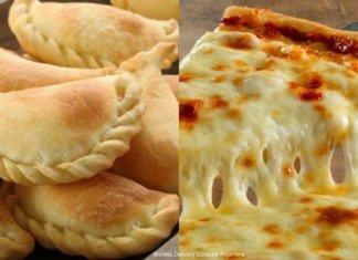 semana da pizza e empanada
