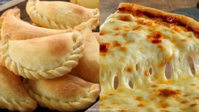 Fome E Grana Curta Come 231 Ou A Semana Da Pizza E Da Empanada