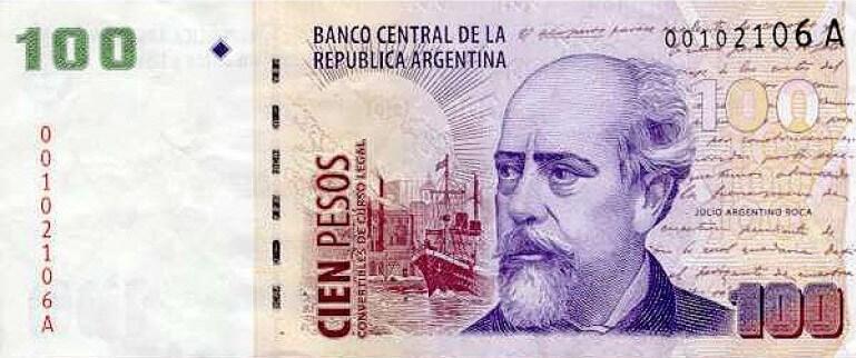 chega a nova nota de 1000 pesos argentinos para facilitar