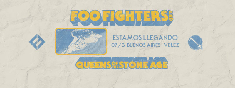 foo fighters queens of the stone age argentina 2018