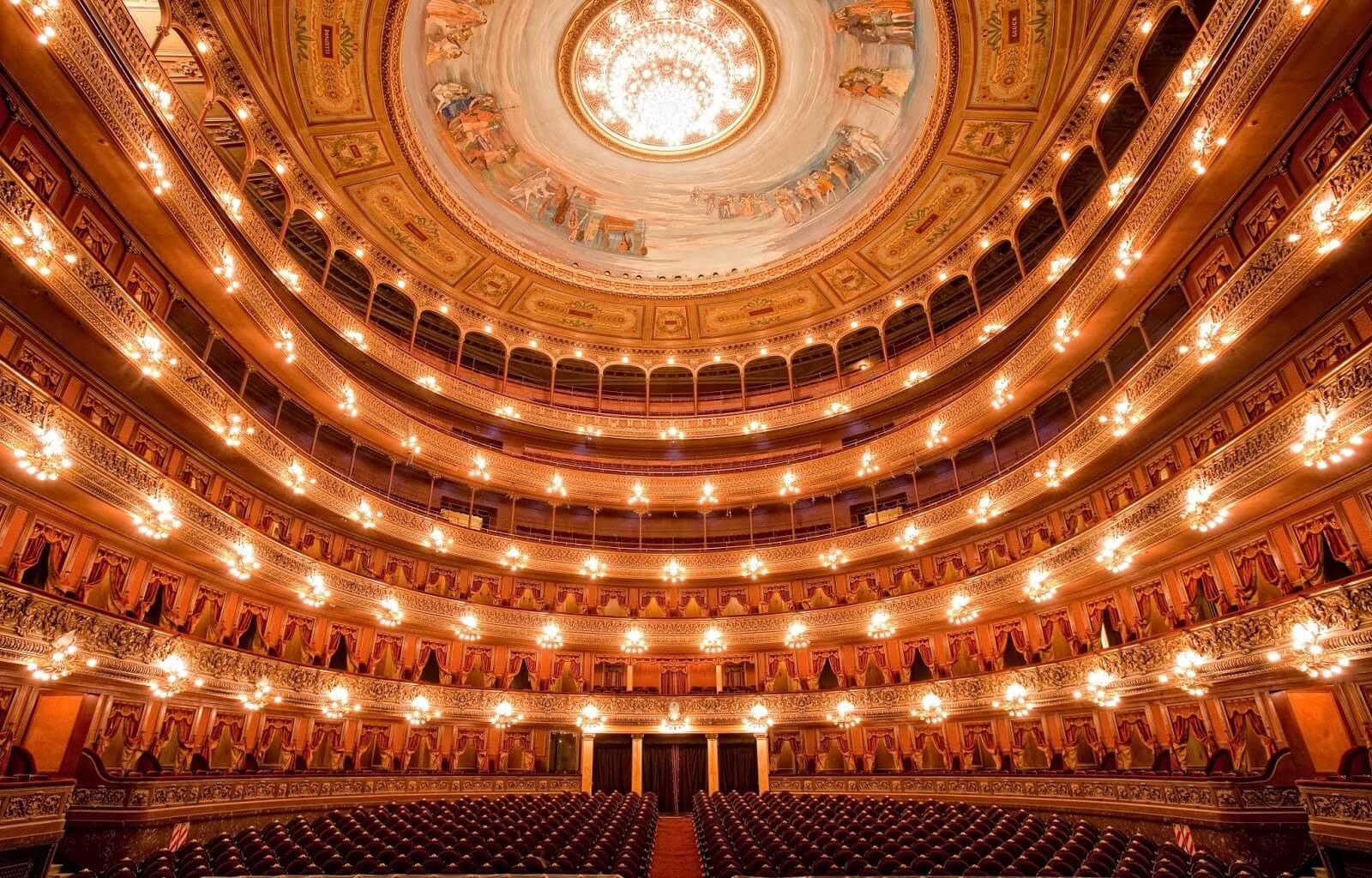 Teatro Colon Buenos Aires - Olá Argentina